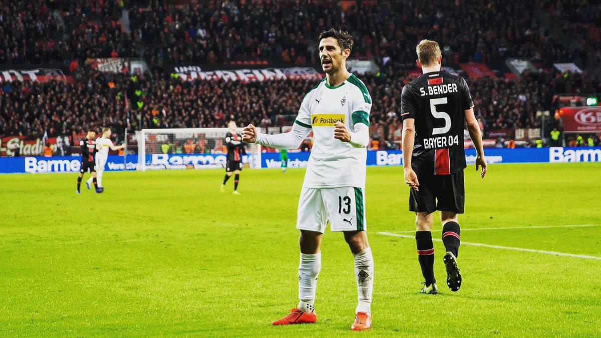Gladbach Leverkusen