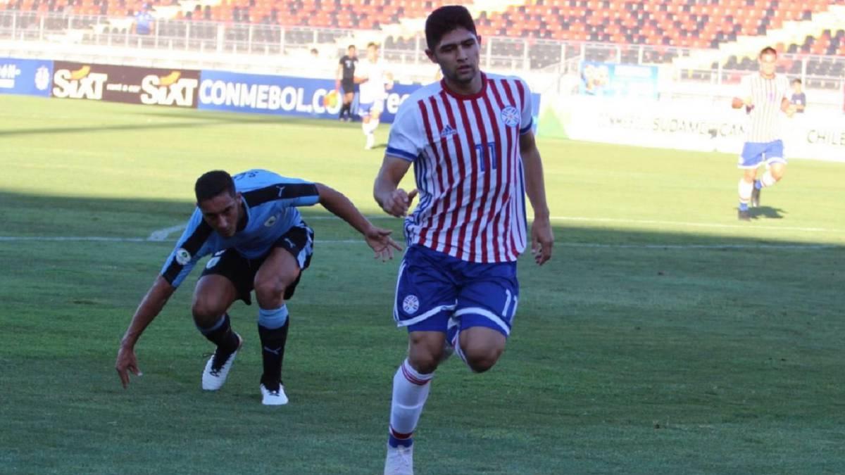 Image result for uruguay vs paraguay 2019
