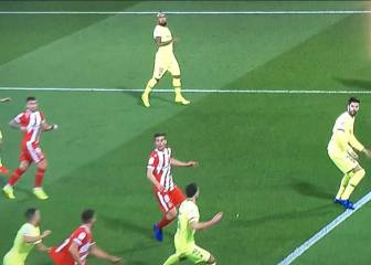 No penalty on Alba's shirt pull and needless red for Bernardo as VAR scrutiny continues