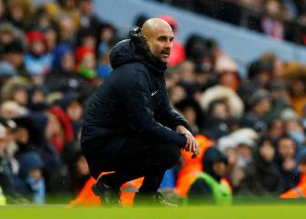 Pep: 'Only four teams have played football against us'