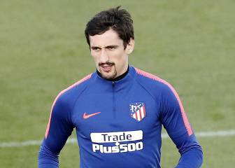 Juventus set their sights on Atlético's Stefan Savic