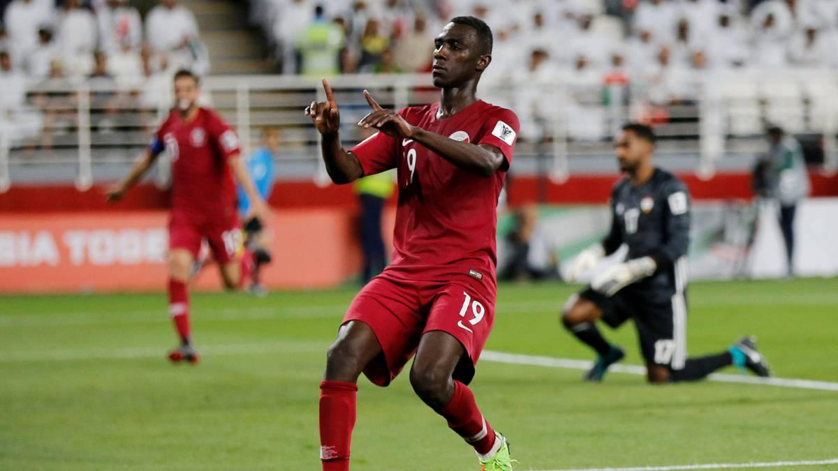法新社:阿联酋向亚足联抗议卡塔尔违规使用两归化球员