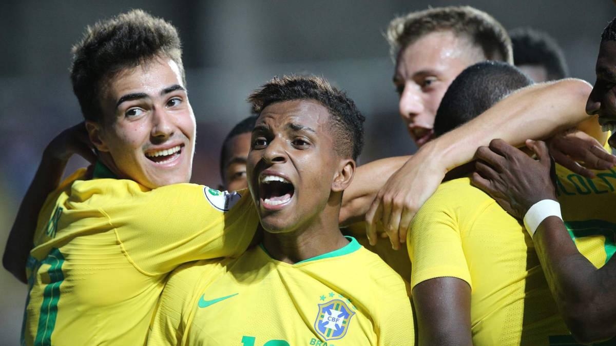 Sudamericano Sub 20 2019: Brasil En Vivo: Sudamericano Sub-20 2019