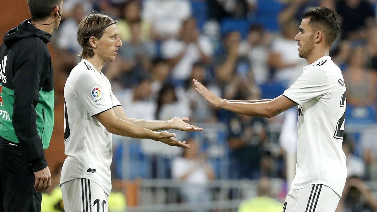 Image result for modric and ceballos