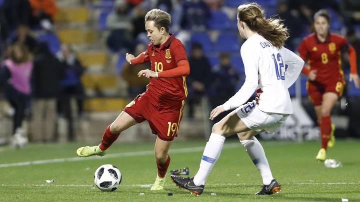 La selección española femenina se medirá en amistoso a Inglaterra para  preparar el Mundial 8c6953635abe7