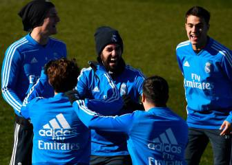 Isco in initial Clásico squad but still in danger of Solari snub