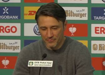 Kovac: As an ex-player myself, I know when a player's faking it