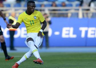 Tite plotting Vinicius and Neymar pairing for 2019 Copa América