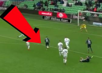 Odegaard's attempt at deft finish goes pear-shaped