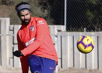 Diego Costa eyeing Juventus Champions League return