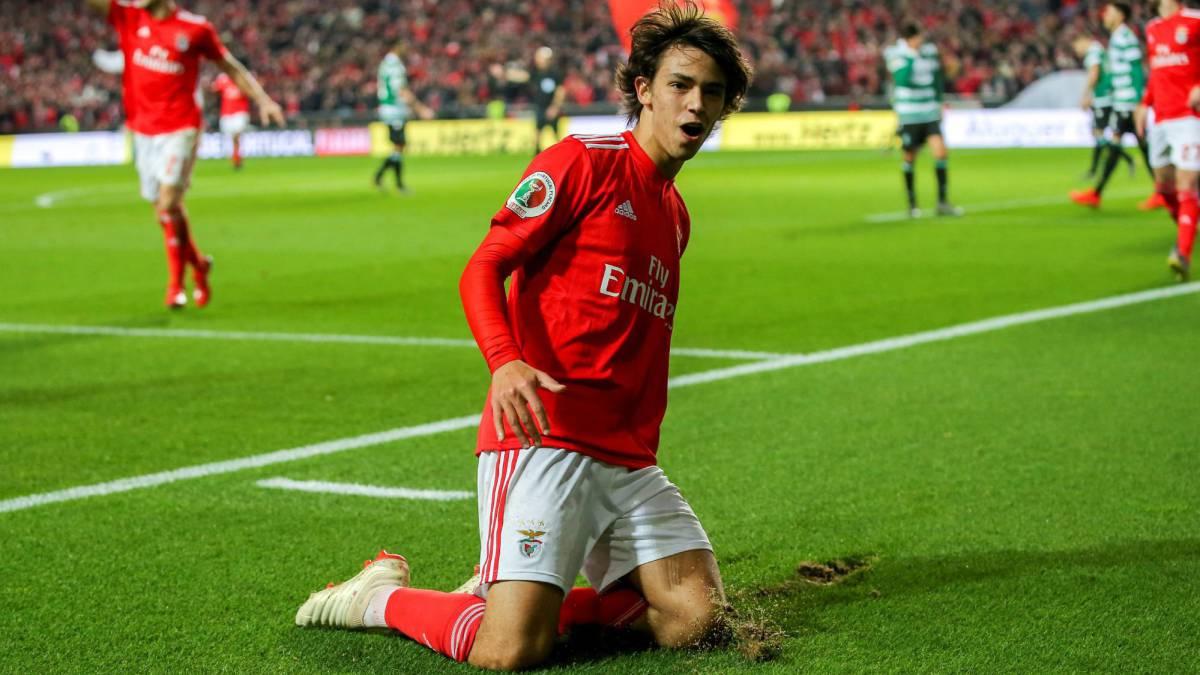 El United ofrecerá más de 113M€ por Joao Félix en verano c01e4c74842aa
