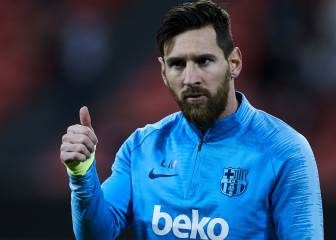 Messi tops Valverde's list for rotations against Valladolid