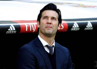Solari asked if LaLiga is a lost cause: