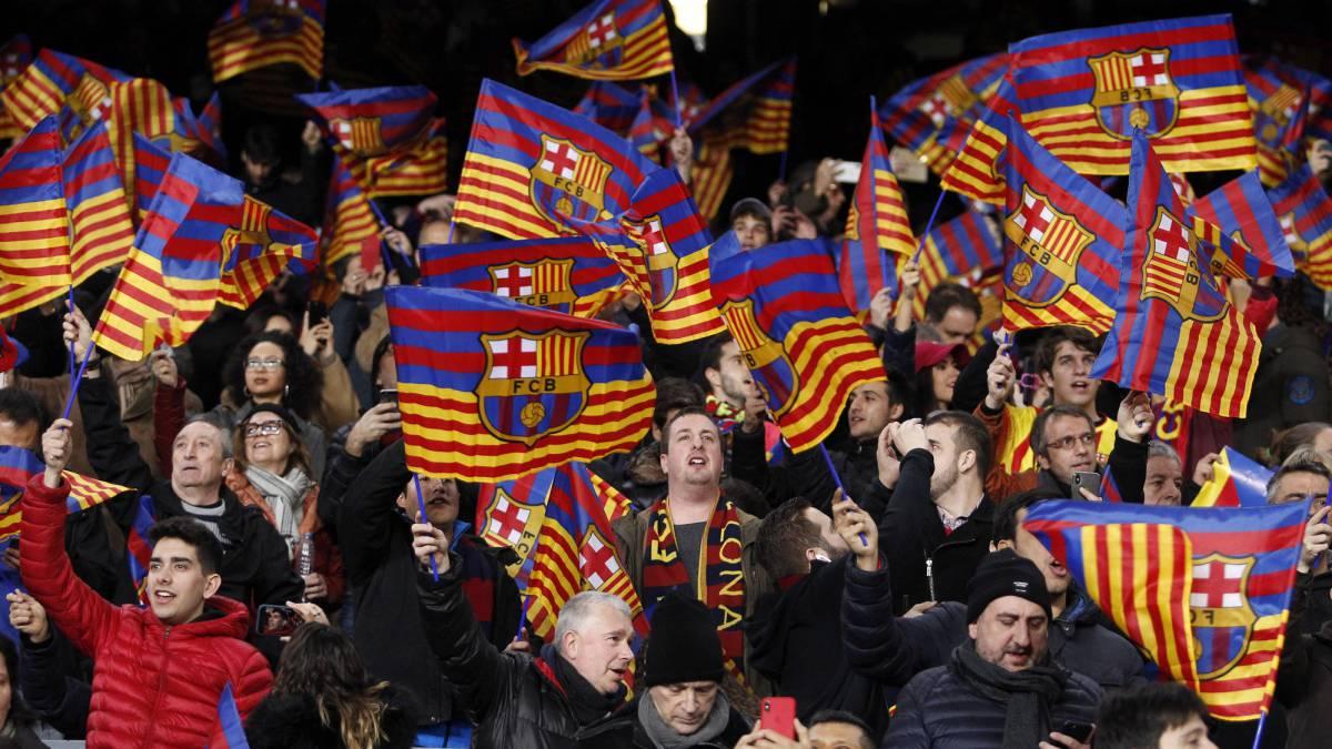 El Barça no estará solo en Lyon - AS.com