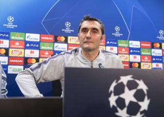 Valverde and Busquests: 'hungry and ready for Lyon test'