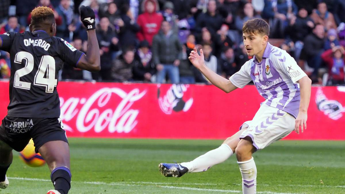 Golpe duro para el Valladolid: Toni Villa, tres meses de baja - AS.com