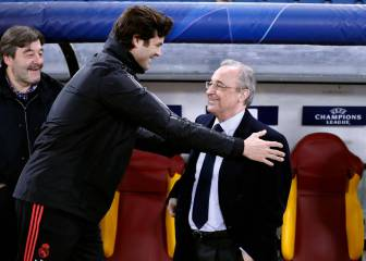 Dinner between Solari and Pérez in Madrid may have been warning
