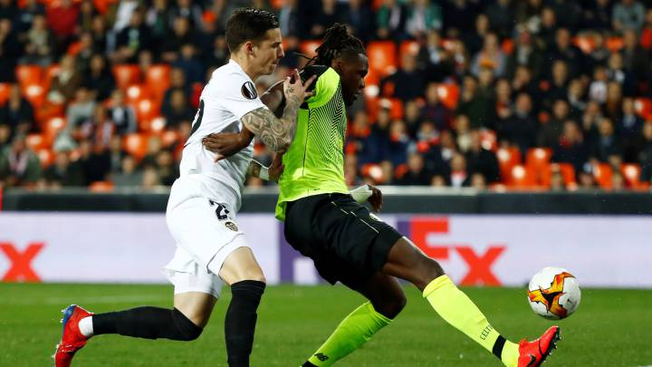 Valencia - Celtic en directo: la Europa League en vivo