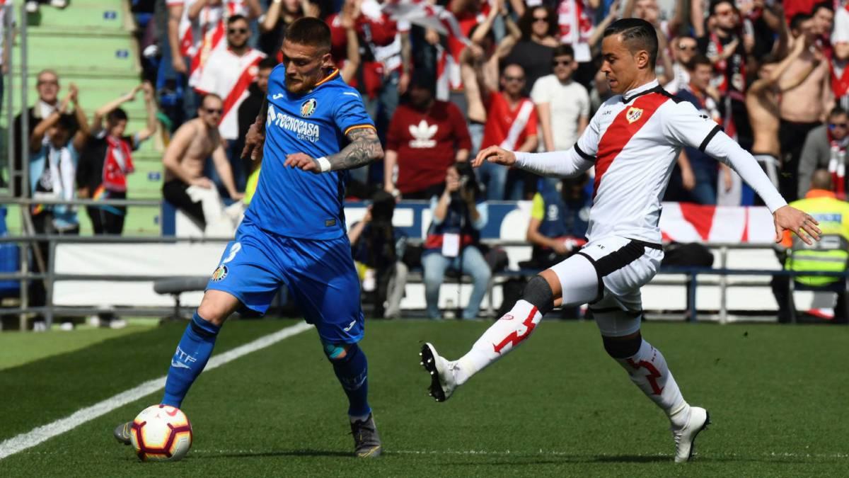 Getafe Resultado Y Resumen Hoy En Directo: Getafe 2-1 Rayo Vallecano: Resumen, Resultado Y Goles