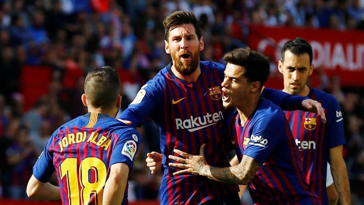 80c5ab3ba3c5b Sevilla 2 - Barcelona 4  resumen