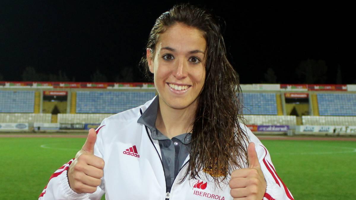 Olga García vuelve a La Roja enchufada f3a2a30c5b281