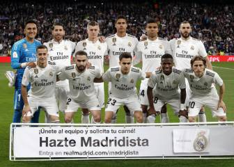 Real Madrid ratings: Vinicius, Reguilón the hosts' top performers