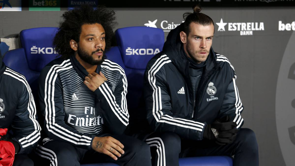 Six players who could see Madrid exit door in summer