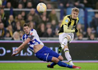 Odegaard makes eyes at Ajax
