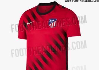 fda4ce8951d27 Se filtra la posible camiseta de entrenamiento del Atlético