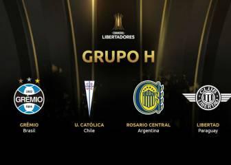 cbbac5b78 Copa Libertadores 2019  análisis completo del grupo H