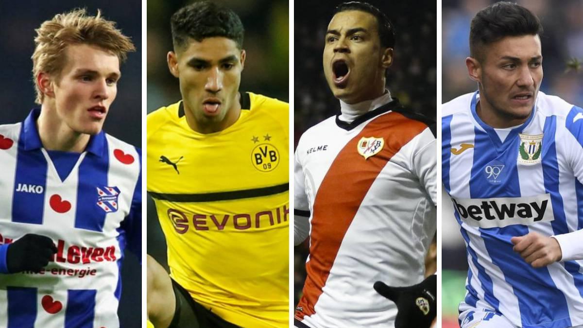 """AS: """"Real"""" ijaraga bergan 10 futbolchining narxi 46.12% ga o`sdi"""