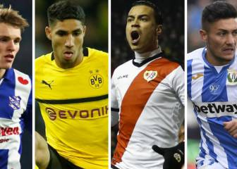 Real Madrid's high-performing loans