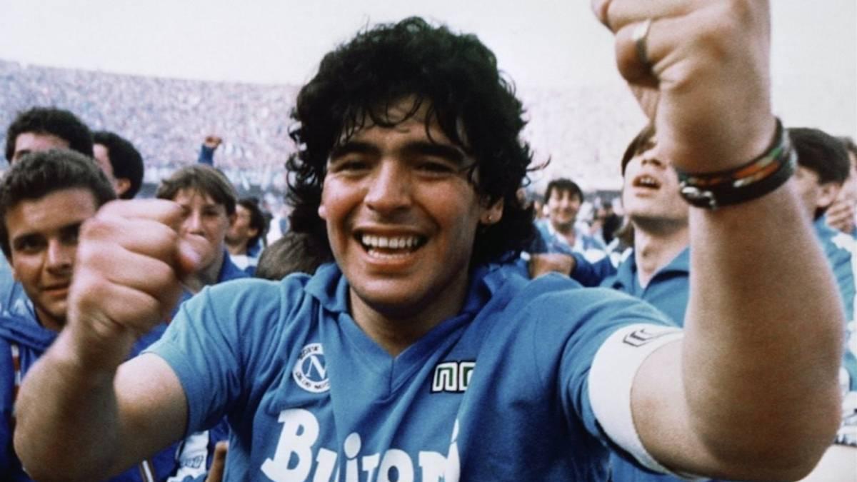 El 'espía' de Maradona en Nápoles desvela sus secretos