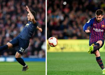 Man Utd and Barça top Europe's shooting list