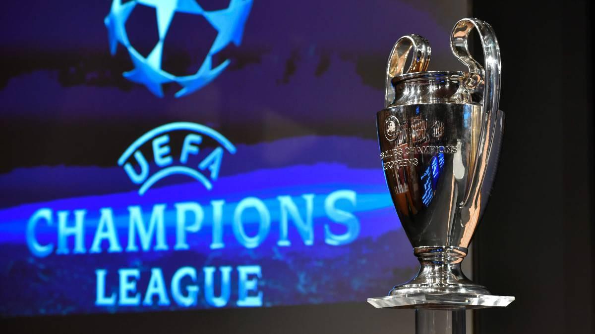 asi es el sorteo de champions equipos clasificados para cuartos - liga de campeones fortnite logo