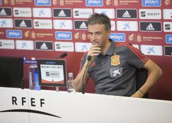 Spain squad list: Canales, Parejo in with Isco and Saúl excluded