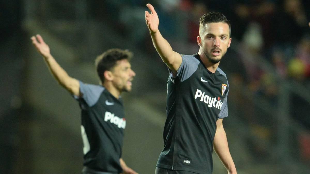Resumen y goles del Slavia 4-3 Sevilla (6-5). Europa League.