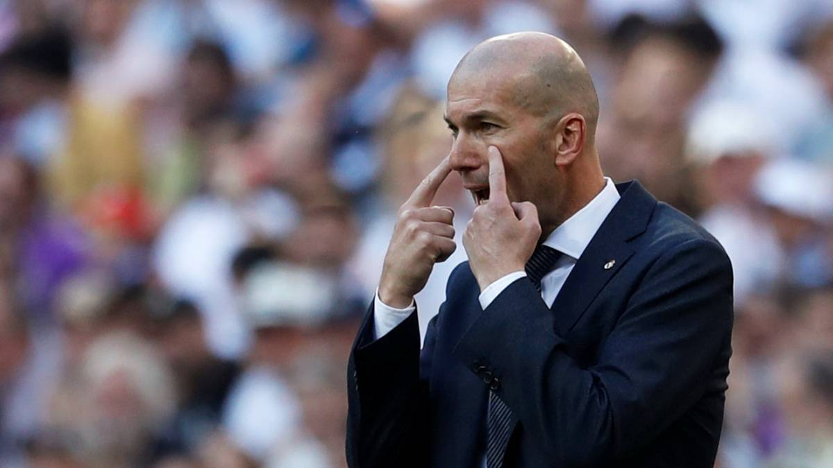 "Zidane: ""Keylor has played less and he has to play"""