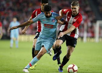1x1 del Athletic: Yeray, Dani García y Córdoba, fundamentales