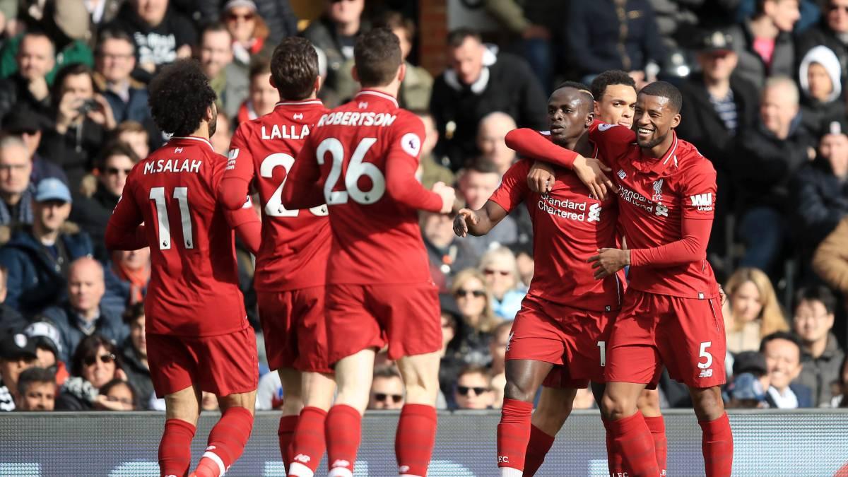 El Liverpool Vuelve A Ser Lider