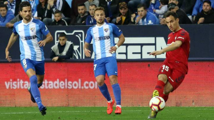 Sigue el Numancia vs Málaga, en vivo y en directo online, en As.com