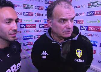 Bielsa's post-match interview gets lost in translation
