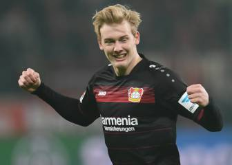 Julian Brandt on Real Madrid interest: