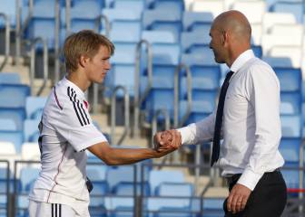 Zidane return to Real Madrid is