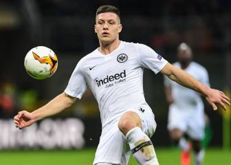 Barça quoted fee for Eintracht Frankfurt striker Luka Jovic