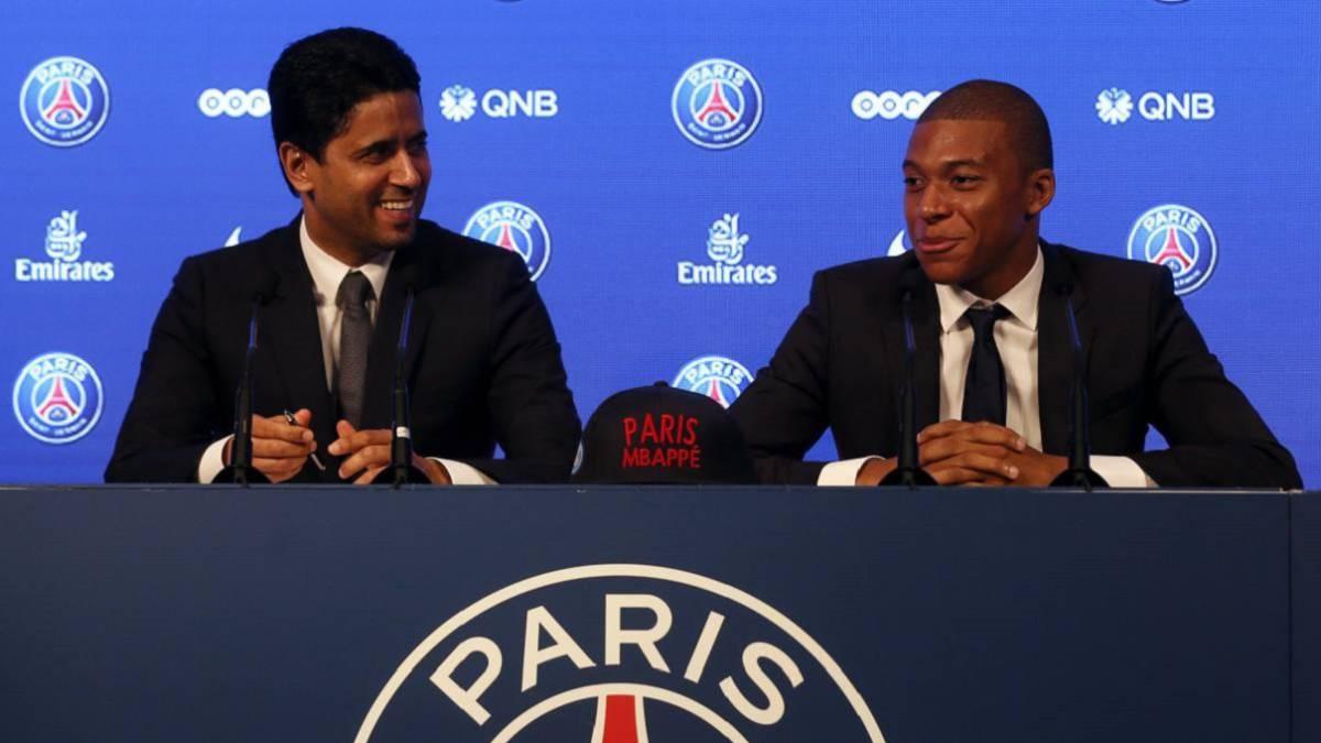 El Real Madrid ya sabe que el PSG será una roca por Mbappé.