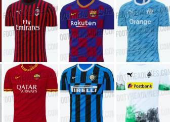 2019/20 kits leaked so far - Liverpool, Real Madrid...