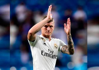 Real Madrid's options if Toni Kroos leaves this summer