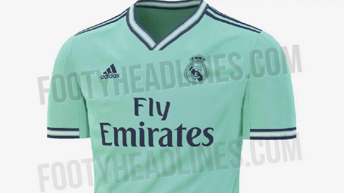 aed25de305 Filtrada la tercera camiseta del Real Madrid para la 2019-20 - AS.com