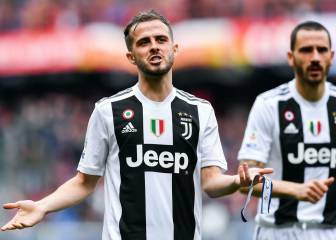 Pjanic joins Real Madrid list for Zidane's summer overhaul
